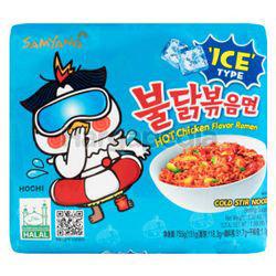 Samyang Hot Chicken Ramen Ice 5x140gm