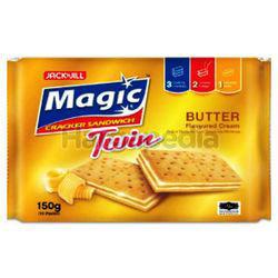 Jack N Jill Magic Twin Cracker Sandwich Butter 10x15gm