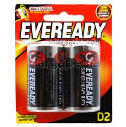 Eveready Super Heavy Duty 2D