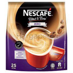 Nescafe 2in1 Blend & Brew Zero 25x12gm