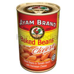 Ayam Brand Baked Bean Cheese in Tomato Sauce 425gm