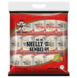 Want-Want Shelly Senbei Rice Cracker 258gm