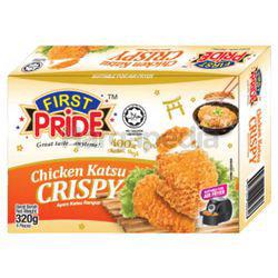 First Pride Crispy Chicken Katsu 320gm