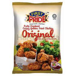 First Pride Crispy Golden Fried Chicken Original 750gm