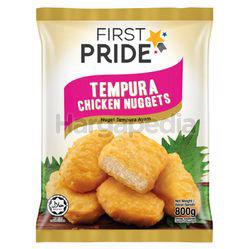 First Pride Tempura Chicken Nuggets 800gm