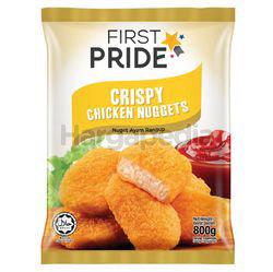 First Pride Crispy Chicken Nuggets 800gm