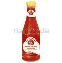 Heinz ABC Chilli Sauce Sambal Extra Pedas 395gm
