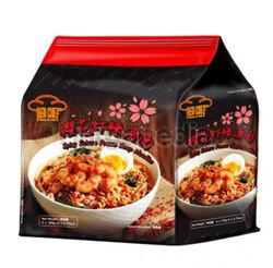 Red Chef Sakura Prawn Noodle 4x105gm