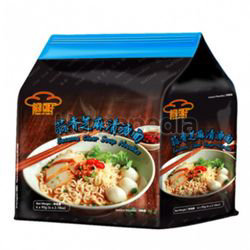 Red Chef Sesame Clear Soup Noodle 4x90gm