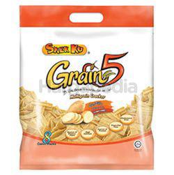 Snek Ku Grain 5 Snacks Potato 8x16gm