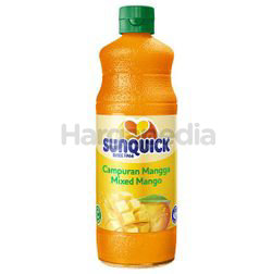Sunquick Concentrated Cordial Mixed Mango 840ml