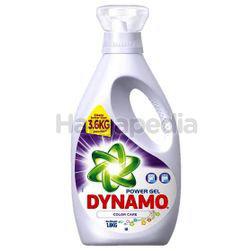 Dynamo Power Gel Liquid Detergent Color Care 1.8kg