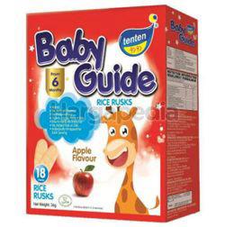 Ten Ten Baby Guide Apple 36gm