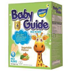 Ten Ten Baby Guide Vegetable 36gm