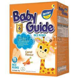 Ten Ten Baby Guide Carrot 36gm