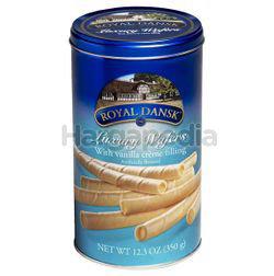 Royal Dansk Luxury Wafers Vanilla 350gm