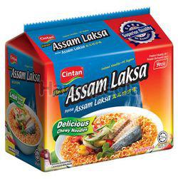 Cintan Instant Noodle Asam Laksa 5x76gm
