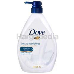 Dove Cream Shower Beauty Nourishing 1lit
