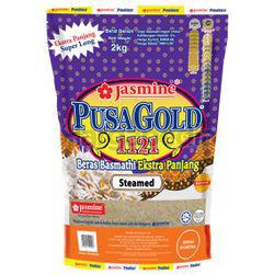 Jasmine Pusa Gold 1121 Basmathi Extra Long 2kg