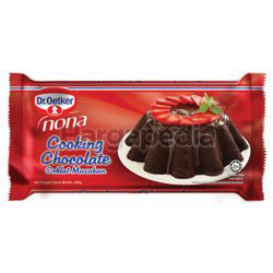 Dr. Oetker Nona Cooking Bar Chocolate 200gm