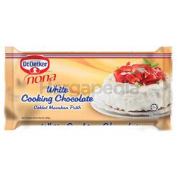 Dr. Oetker Nona Cooking Bar White Chocolate 200gm