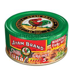 Ayam Brand Chilli Tuna Fire Hot 160gm