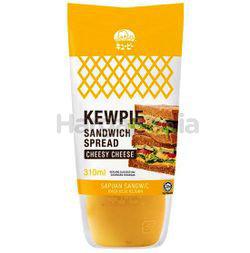 Kewpie Sandwich Spread Cheesy Cheese 310ml