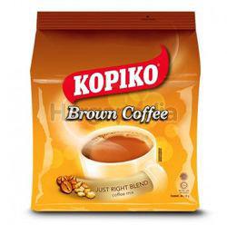 Kopiko 3in1 Brown Coffee 24x25gm