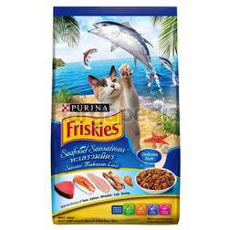 Friskies Dry Cat Seafood Sensations 7kg
