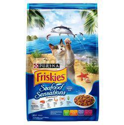 Friskies Dry Cat Seafood Sensations 1.2kg