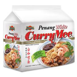 Ibumie Penang White Curry Instant Noodle 4x105gm