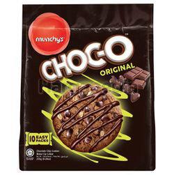 Munchy's Choc-O Cookies Original 235gm