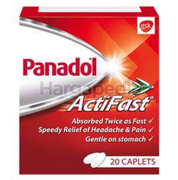 Panadol Actifast Compack 20s