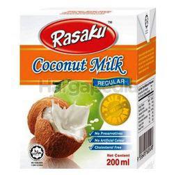 Rasaku Original Coconut Milk 200ml