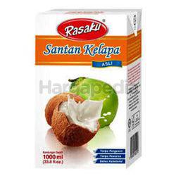 Rasaku Original Coconut Milk 1lit
