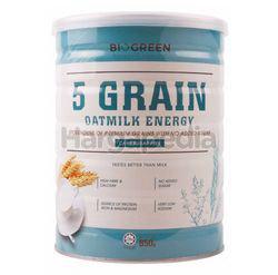 Biogreen 5 Grain Oatmilk Energy 850gm