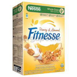 Nestle Fitnesse Cereal Honey Almond 390gm