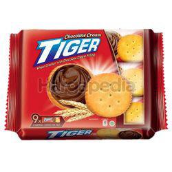Tiger Cracker Sandwich Chocolate 9x27gm
