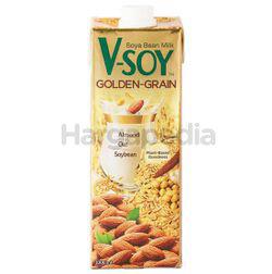 V-Soy Golden-Grain Soya Milk 1lit