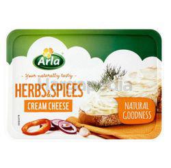 Arla Cream Cheese Herb & Spices 150gm