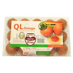 QL Omega 3 & DHA Enriched 15s