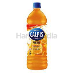 Calpis Cultured Milk Fibre Orange 1lit