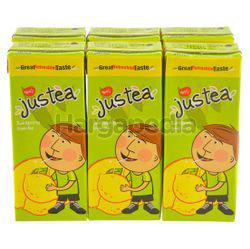 Justea Green Tea Lemon 6x250ml