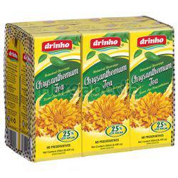 Drinho Chrysanthemum Tea 6x250ml
