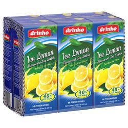Drinho Ice Lemon Tea 6x250ml