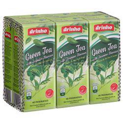 Drinho Green Tea with Jasmine 6x250ml