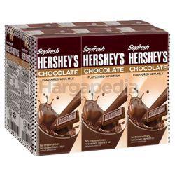 Soyfresh Hershey's Soya Milk Chocolate 6x200ml