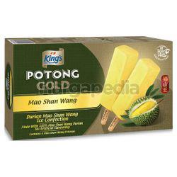 King's Gold Potong Ice Cream Mao Shan Wang 6x60ml