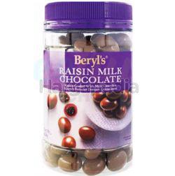 Beryl's Panned Jar Chocolate Raisin 450gm