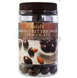Beryl's Panned Jar Chocolate Almond Bittersweet 450gm